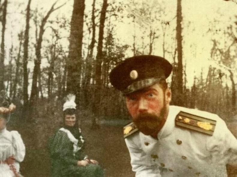 II Николайн цөөн хэдэн зургийн нэг, хугацаа тодорхойгүй.