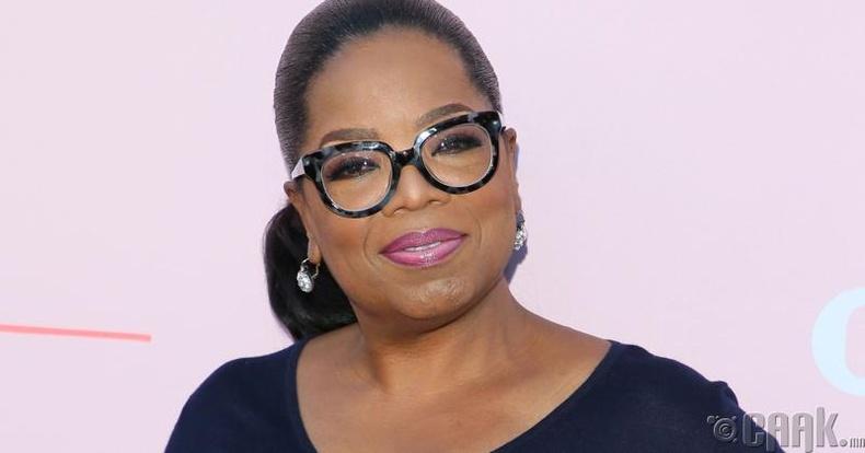 Опра Винфри (Oprah Winfrey) - 2.8 тэрбум ам.доллар