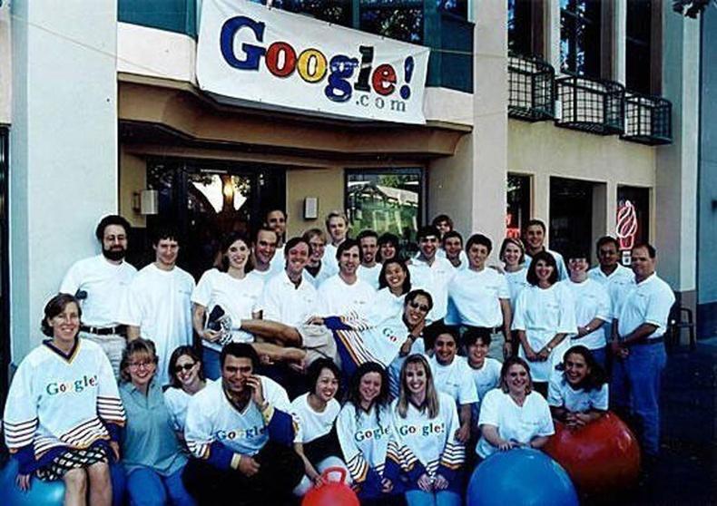 """""""Google""""-ийн анхны ажилтнууд"""