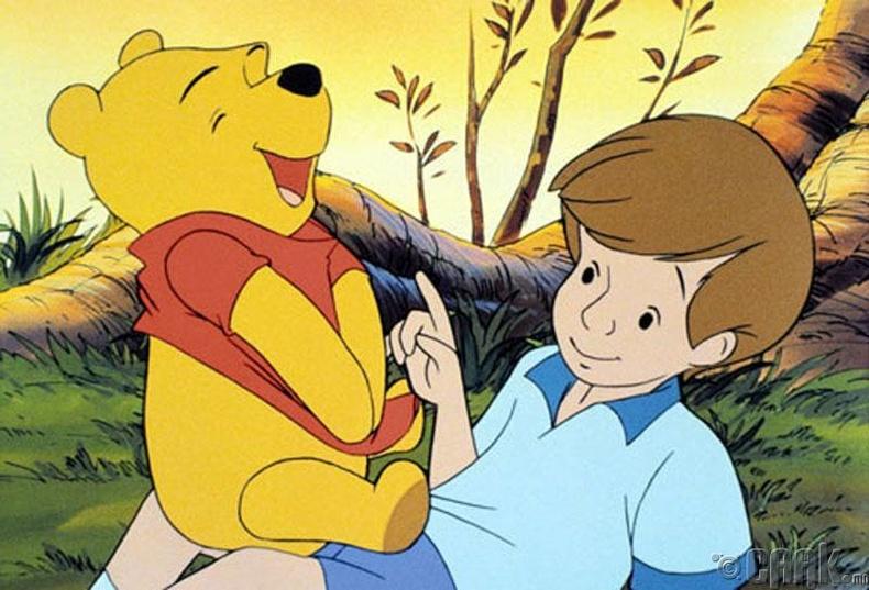"Кристофер Робин - ""Winnie the Pooh"""