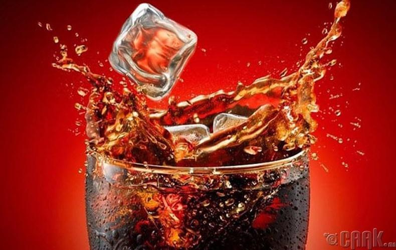Хийжүүлсэн ундаа нь уснаас ч илүү жин хасахад тусалдаг