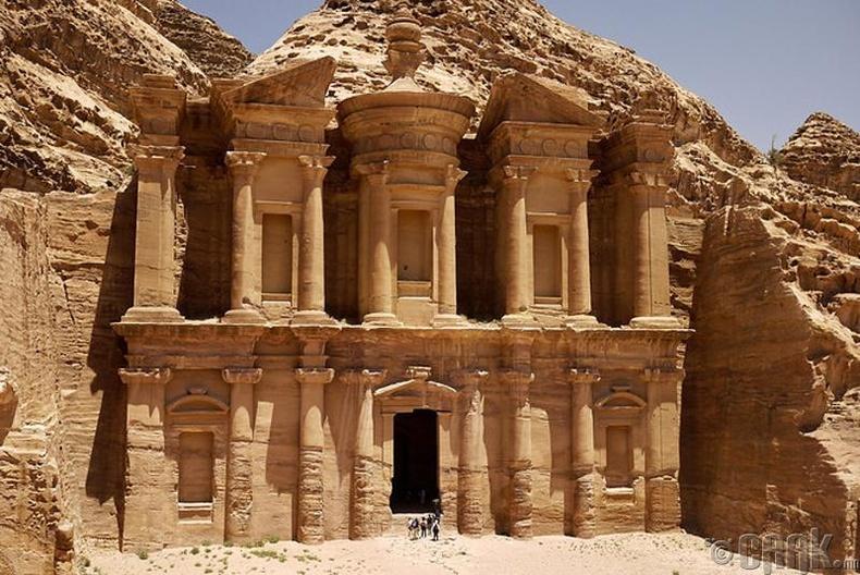 Петра, Иордан улс