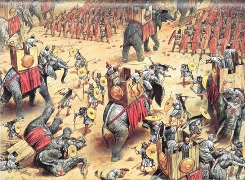 Ромын эзэнт гүрний харгислал