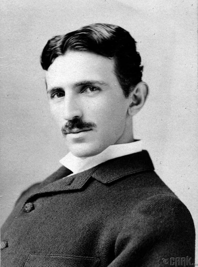 Никола Тесла, IQ – 200