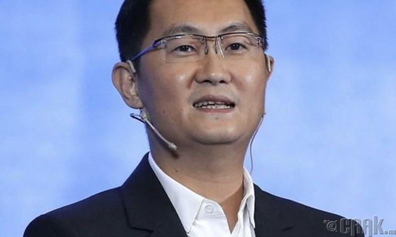 Ма Хуатэнг (Ma Huateng), 36 тэрбум ам.доллар