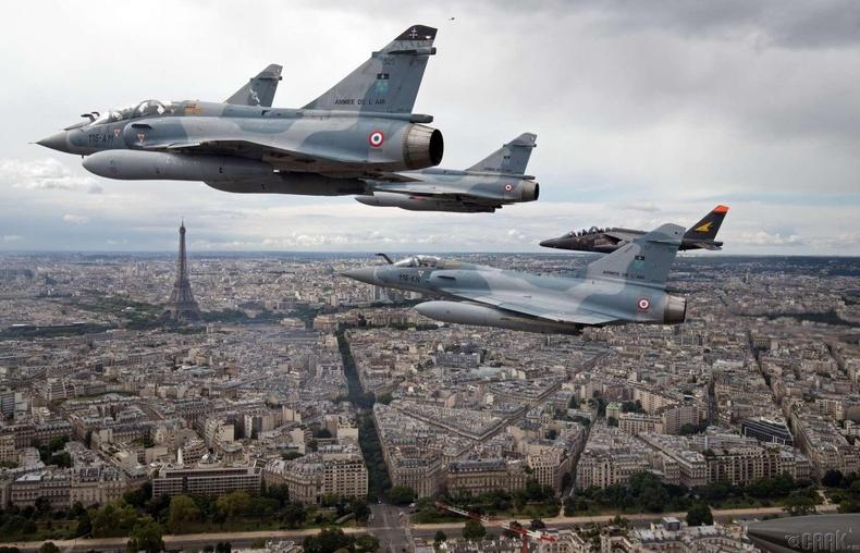 """Dassault-Breguet Mirage"" (Франц)"