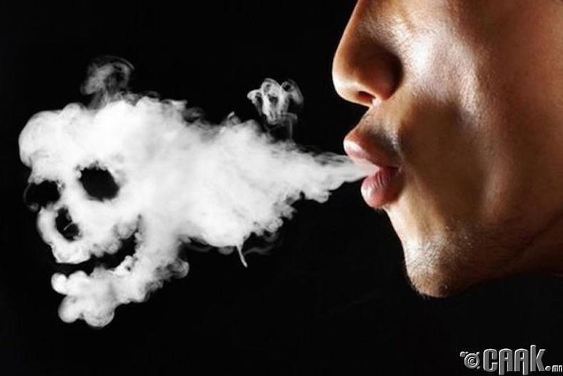 Тамхи татсанаар хоол шингэдэггүй, харин ч...