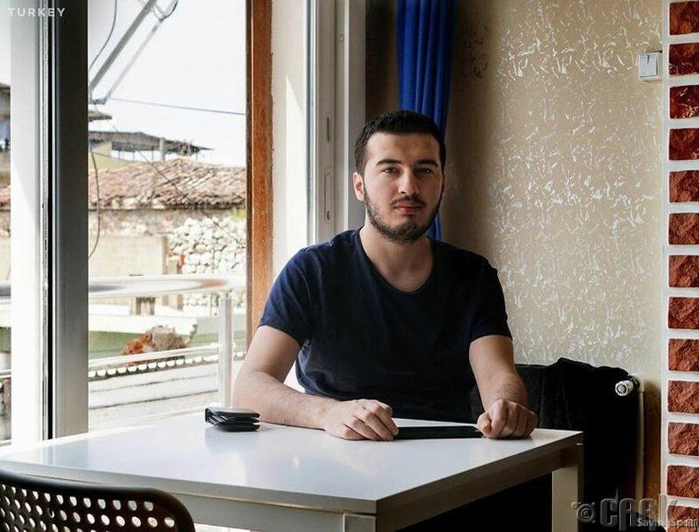 Эмир, 21 - Турк, Измир