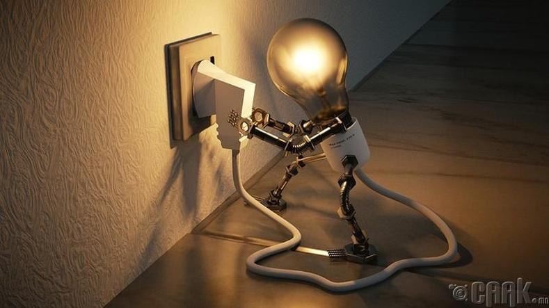 Гэрлийн хурдыг люменаар хэмждэг хэрнээ ахуйн чийдэнд яагаад ватт гэж тэмдэглэдэг вэ?