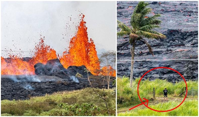 Хавайн галт уулын идэвхжилт аюултай түвшинд хүрсэн ч жуулчид очсоор л байна