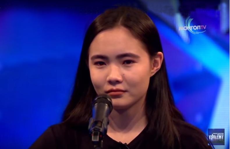 Даруухан охины дуу алдмаар гайхалтай үзүүлбэр