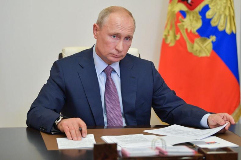 Владимир Путин (ОХУ)