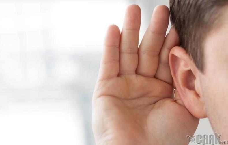 Сонсгол сайжруулна