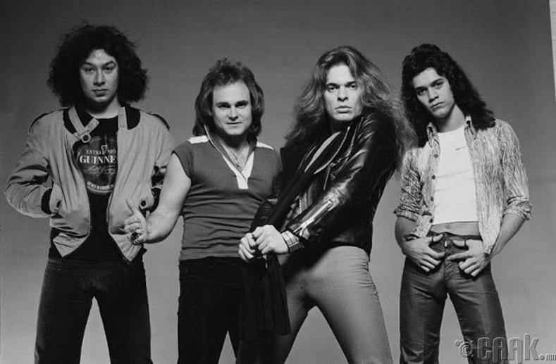 Van Halen, 1972