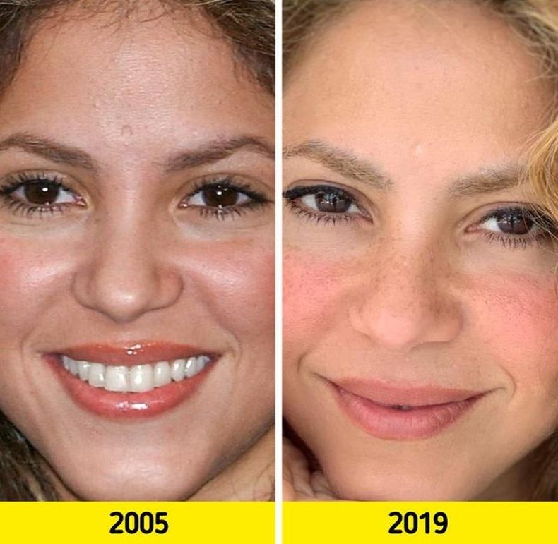 Колумбийн дуучин Шакира (Shakira)