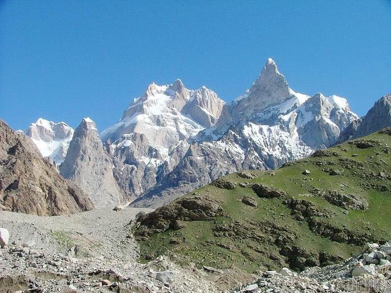 Банттха Бракк - 7285 метр