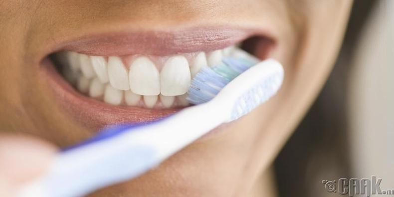 Хоол идсэний дараа шүдээ угаах хэрэгтэй юу?