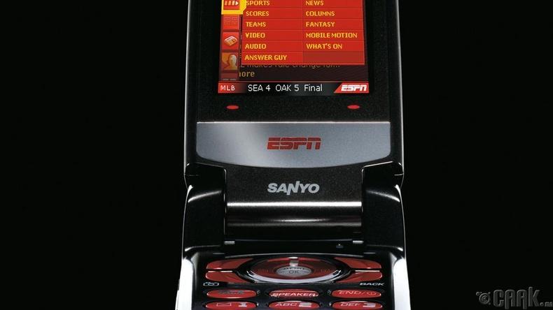 ESPN- Гар утас