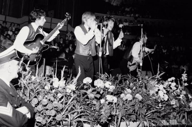 The Rolling Stones, 1962