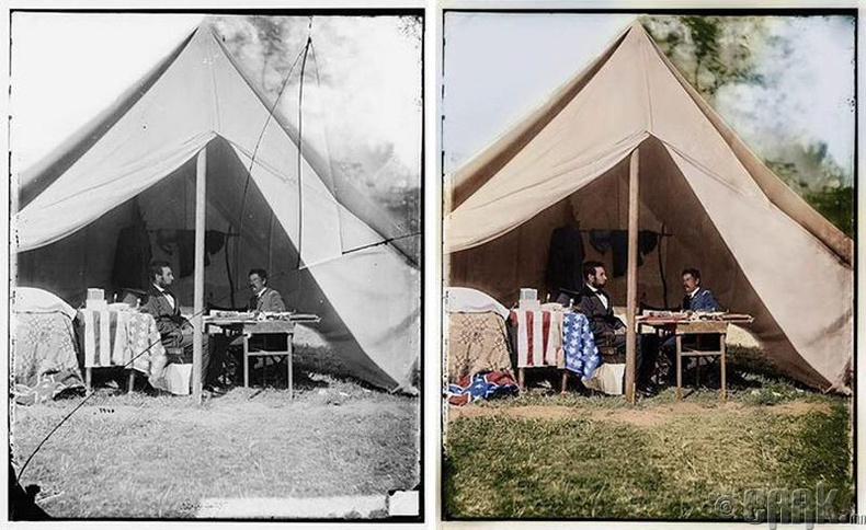 Абраам Линкольн, Жорж МакКлеллан нар, 1863 он