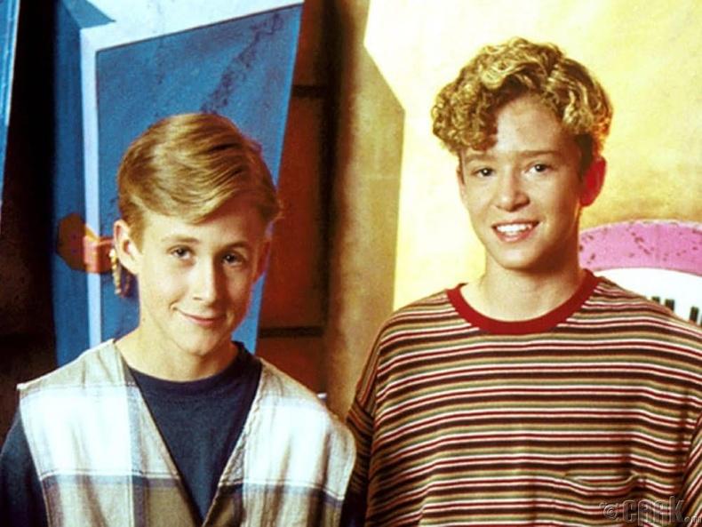 Жастин Тимберлэйк (Justin Timberlake) болон Райан Гослинг (Ryan Gosling)
