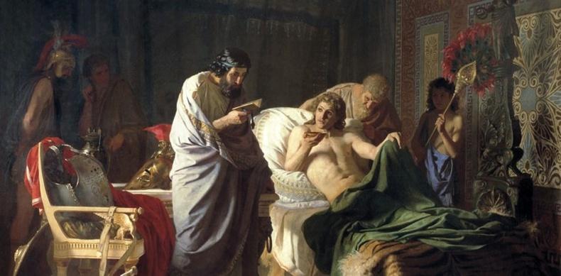 """Эрт үед """"бэлгийн замын өвчин""""-г хэрхэн эмчилдэг байсан бэ?"""