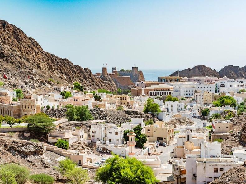 Маскат, Оман (Muscat, Oman)
