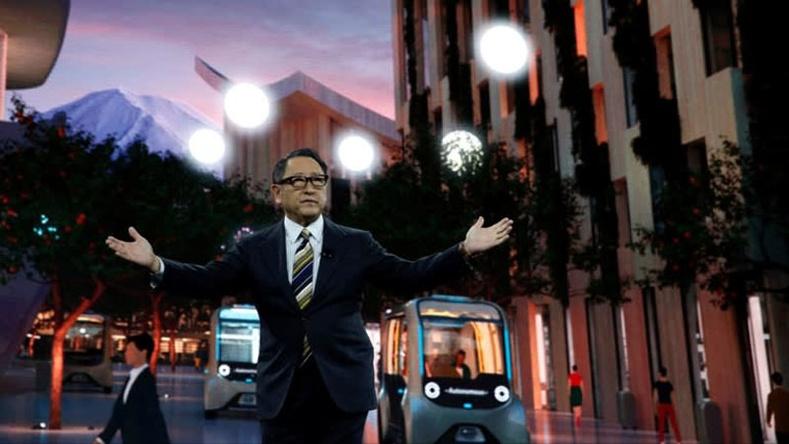 """""""Toyota"""" компани дэлхийн анхны ухаалаг хотын төлөвлөгөөг танилцуулав"""