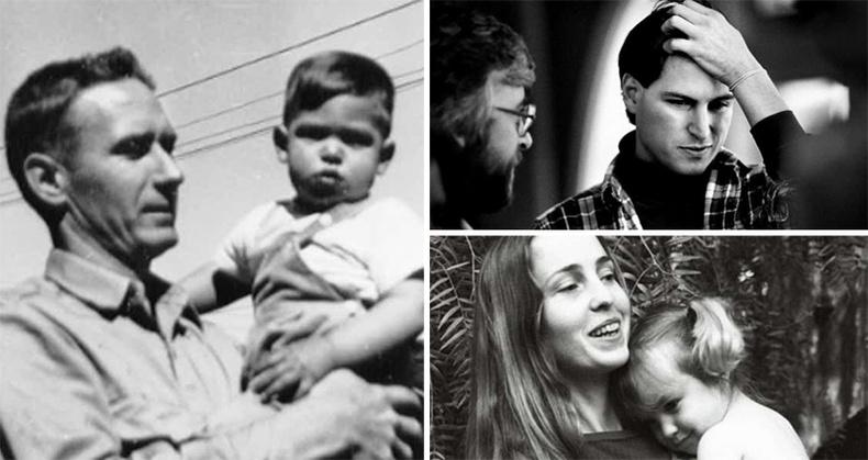 Стив Жобсын хүүхэд нас, хувийн амьдралын нууц