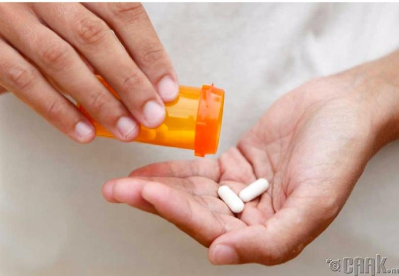 Бид бодохдоо: Ханиадыг антибиотикоор эмчилнэ
