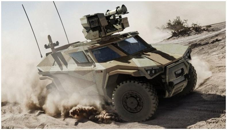 """""""Танкнаас дутуугүй"""" тоноглогдсон, цэргийн зориулалттай 5 автомашин"""