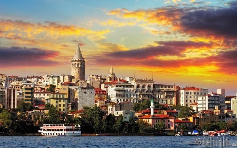 Стамбул-Турк