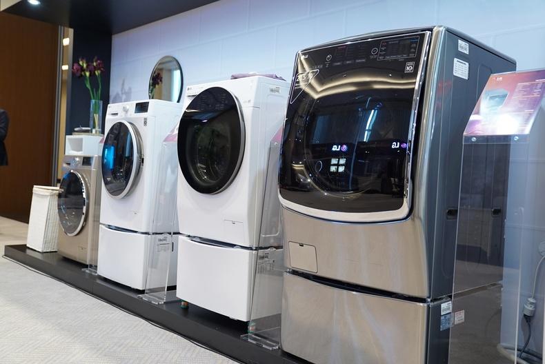 2018 оны шинэ загварын премиум технологийн гэр ахуйн болон гал тогооны цахилгаан бүтээгдэхүүнээ LG Electronics танилцууллаа