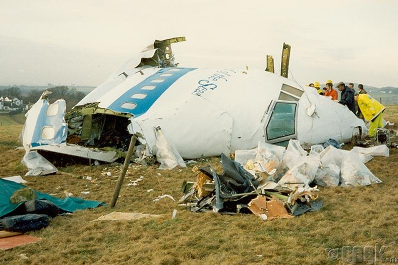 Пэн Эм (Pan Am) 103 онгоцны сүйрэл
