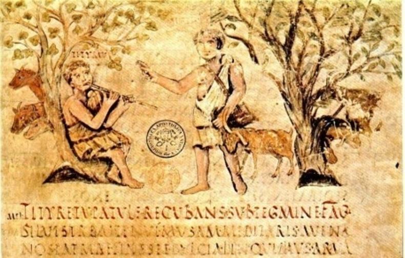 Анхны хүүхдийн зурагт ном эртний Ромоос гаралтай бөгөөд эдгээр нь дарс болон шар айраг хийх зааварчилгаа байжээ