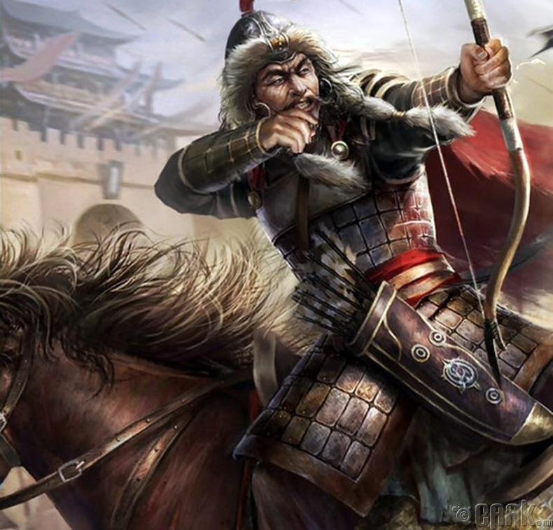 Монголын баатрын дүрээр амьдарсан