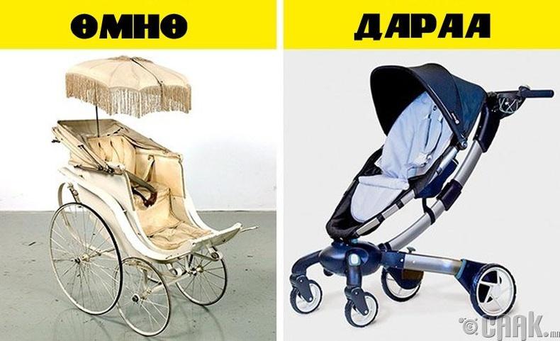 Хүүхдийн түрдэг тэрэг