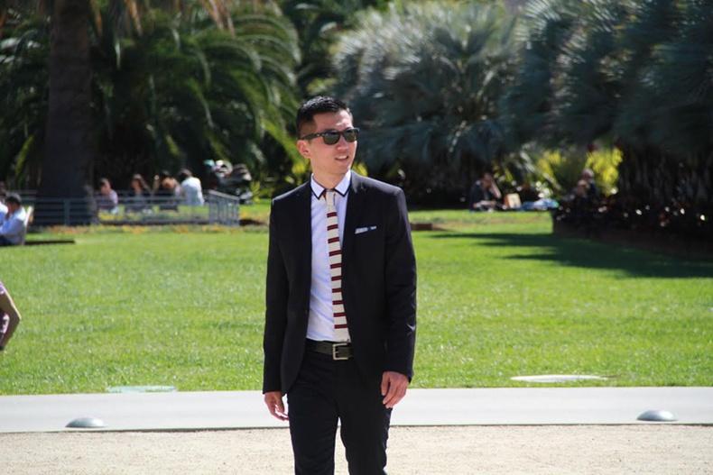 Монгол залуу Америкийн загварын ертөнцөд цахиур хагалж байна