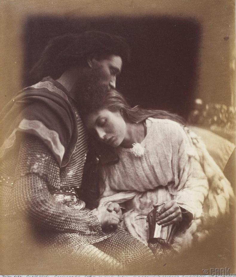 Жулиа Маргарет Камерон (Julia Margaret Cameron 1815 оны 6 сарын 11 - 1879 оны 1 сарын 26)