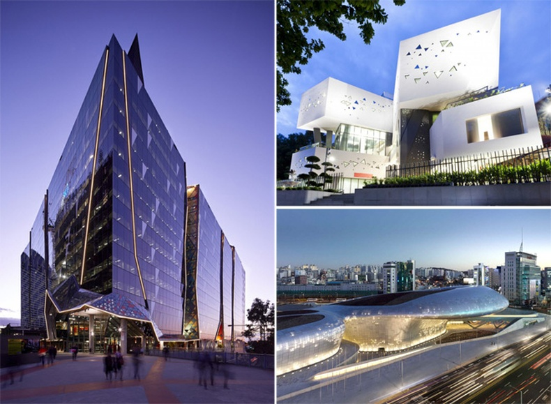Архитектурын оны шилдэг төслүүд