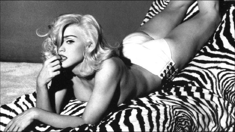 Орь залуу Мадоннагийн халуухан зургууд (25 фото)