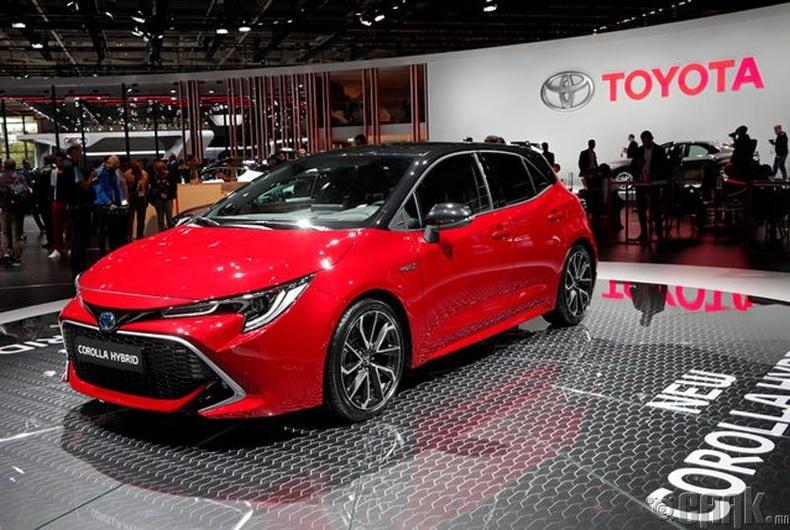 Toyota Corolla Hybrid. Үнэ:Тодорхойгүй