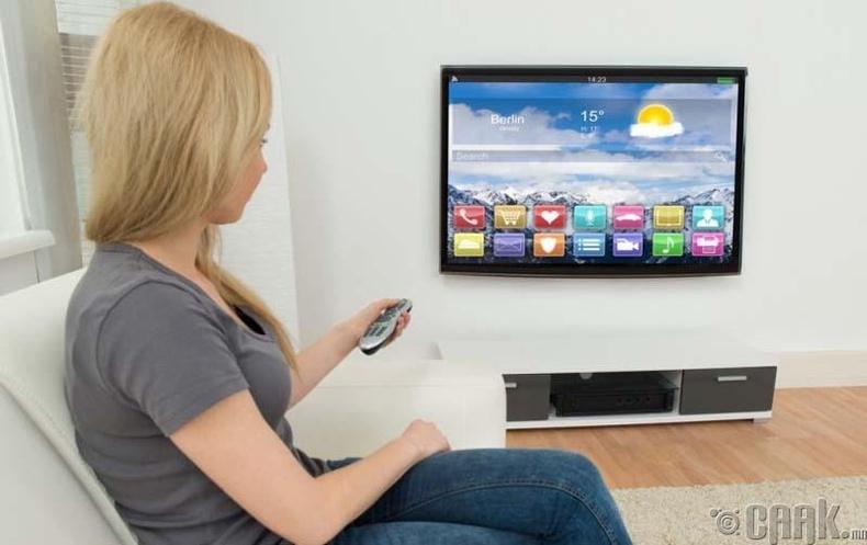 Ухаалаг телевизор