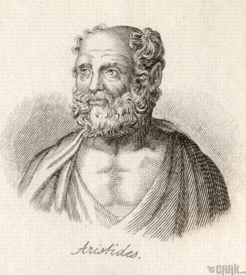 """Аристид - """"Зарчимч"""" хочтой нэгэн"""