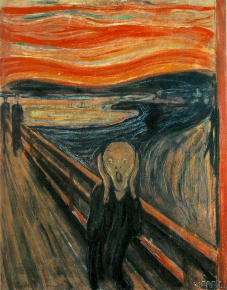 """The Munch"" музей - 98 сая доллар"