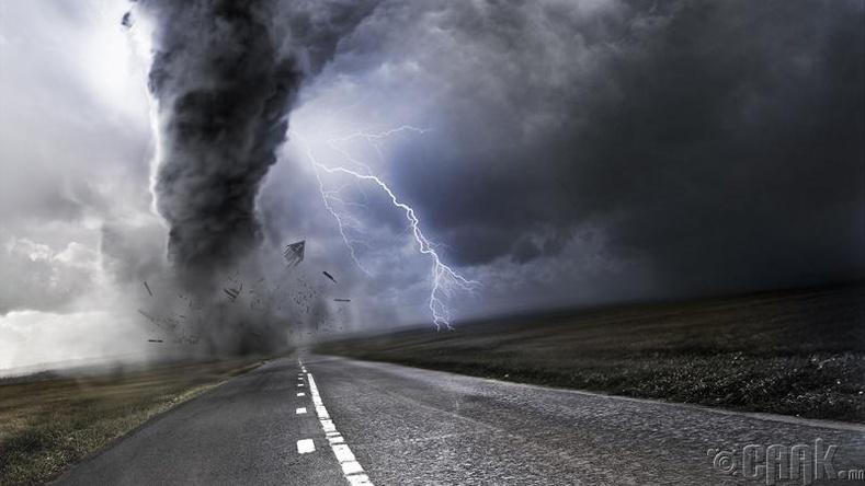 Торнадо шуурга