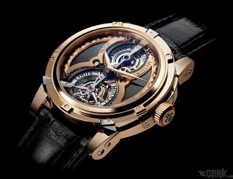 """Louis MoinetMeteoris Watch""- 4.6 сая доллар"