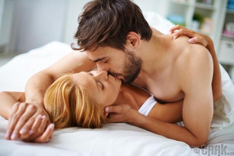 Сексийн байрлал