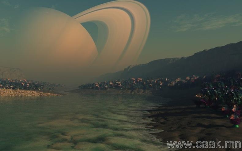 Сансар огторгуй дахь ус
