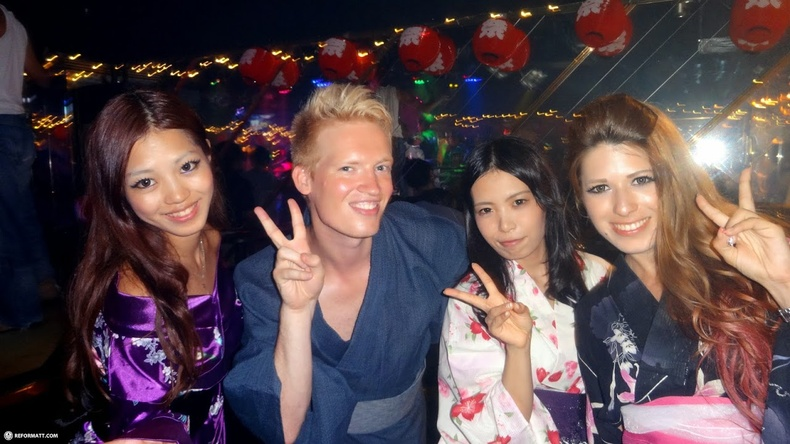 Япон улсаар аялсан орос залуугийн сонирхолтой тэмдэглэл